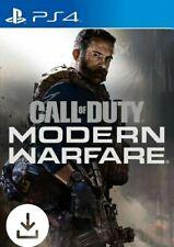 Call of duty Modern Warfare Ps4 Digital