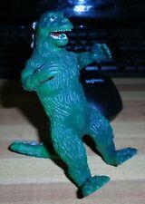 """1970s 4"""" Rubber Godzilla Figure $2 Start No Reserve!"""