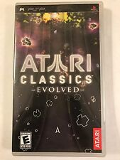 Atari Classics Evolved - Sony PSP - Replacement Case - No Game