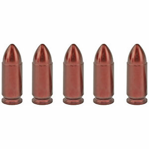 A-Zoom 9mm Snap Caps 5 Pack  15116
