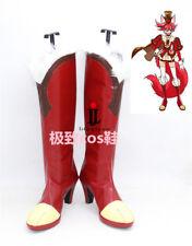 Kirakira PreCure a la Mode Cure Chocolat Boot Party Shoes Cosplay Boots