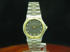 Maurice Lacroix Gold Mantel/Stainless Steel Ladies Watch / Ref 29795 Caliber Eta