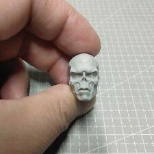 "1/12 Scale Captain America RED SKULL Head Sculpt Unpainted fit 6"" Figure ml Mez"