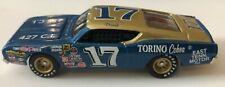 Johnny Lightning #17 David Pearson 1969 Ford Torino Cobra NASCAR 1/64