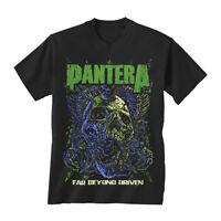 PANTERA Far Beyond Driven Soft Slim Fit T-SHIRT NEW S M L XL 2X 3X official band