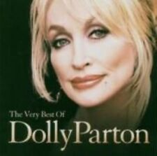 DOLLY PARTON The Very Best Of CD BRAND NEW