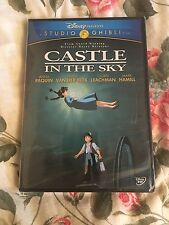 Castle in the Sky (DVD, 2010, 2-Disc Set, Special Edition) NEW