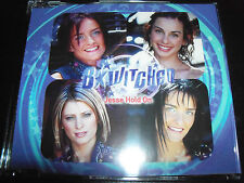 B*witched / Bewitched Jesse Hold On Rare Aust 5 Track CD Single With Stickers