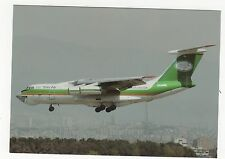 YAS Air IL-76TD Aviation Postcard, A709