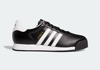 adidas Originals Samoa Vintage Trainers in Black and White Shoes