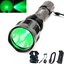 UniqueFire HS802 LED Flashlight 3 Mode Hunting Torch/Charger/Mount/Remote switch