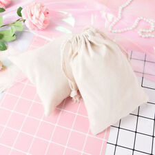cotton linen storage package bag drawstring bag travel women small cloth bag PT