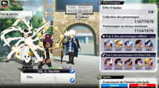 Bleach Brave Souls End Game Account