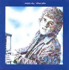 ELTON JOHN EMPTY SKY 4 Extra Tracks REMASTERED CD NEW