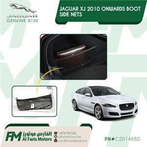 Jaguar XJ 2010 onwards Boot Side nets C2D14680