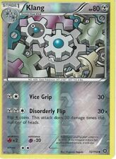 Steam Siege Metal Pokémon Individual Cards