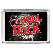 School Of Rock. The Musical. Fridge Magnet.