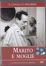 MARITO E MOGLIE - DE FILIPPO DVD NUOVO editoriale