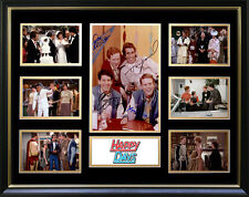 Happy Days Signed Framed Memorabilia