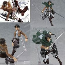 New Attack on Titan Figure Levi figma Shingeki no Kyojin Stylish Action #213