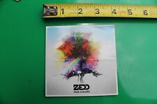 Zedd True Colors Album Rock Ambient Punk Indy Band Misc Music Sticker