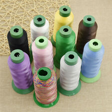 Multicolor Sewing Thread 210D/3 for Curtains Making Multipurpose Supplies Crafts