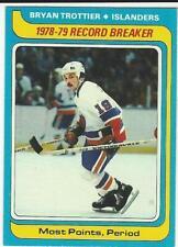 BRYAN TROTTIER 1979-80 ToppsRecord Breaker NM-MT #165 New York Islanders NHL