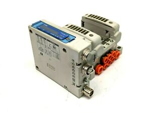 SMC VV5QC11-03N7SEBN-D0S Plug-In Manifold Assembly
