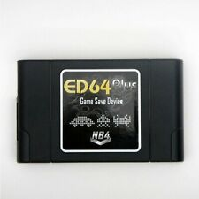 EverDrive N64 Latest ED64 PLUS + 16gb precaricato SDCARD (per noi, UE & JP N64) PAL