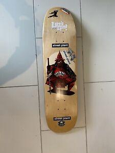 Mike Vallely Street Plant Skateboard