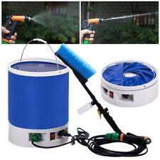 High Pressure Car Wash Cleaning Tool Portable Electric Car Washer Sprayer Gun