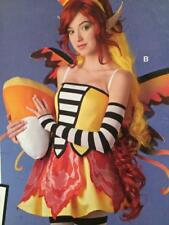Simplicity Sewing Pattern 0234 1034 Misses Amy Brown Fantasy Costume Size 6-14
