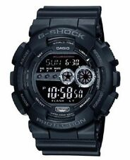 CRAZY WEEKEND DEAL G-SHOCK GD100-1B DIGITAL,SUPER LED MULTIFUNCTION MENS WATCH