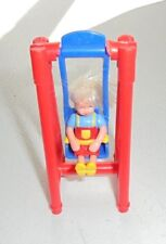 Mattel Kelly Barbie Doll on Swing McDonald's Toy Plastic 1999 Collectible
