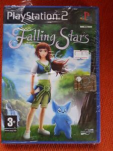 Falling Stars  ps2 playstation 2 nuovo gioco game sigillato