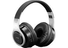TDK Wr780 Wireless Bluetooth Over Head Headphones for Smartphones - Silver/black