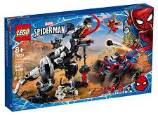 Jeux de construction LEGO Spider-Man Marvel Super Heroes