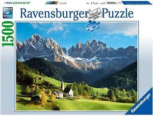 PUZZLE DOLOMITI 1500 PEZZI RAVENSBURGER RAV16269