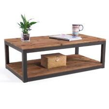 """Care Royal Vintage Industrial Farmhouse 43.3"""" Coffee Table/Accent Cocktail Table"""
