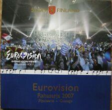 Finland BU set 2007 Eurovisie songfestival