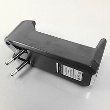 18650/18500/18350 battery charger Euro 2 pin