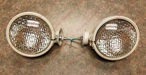2 TRACT-O-LITE Head Light for FORD Allis Chalmers Farmall Massey Ferguson 12 V