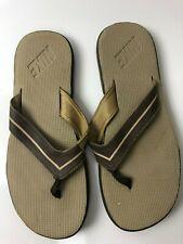 71eec39de1f31f Nike Flip Flop Thongs Mens 10 Brown Slide Casual Summer Slip On