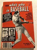 1984 Who's Who BALTIMORE Orioles CAL RIPKEN New York Mets DARRYL STRAWBERRY ROY