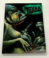 Taboo #2  SpiderBaby Graphic Novel, Clive Barker Horror, Rare TPB