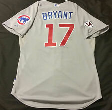 84afdc806 MAJESTIC Authentic SIZE 50 2XL Chicago Cubs GRAY