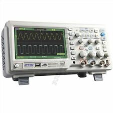 """Atten ADS1102CML 100Mhz Digital Oscilloscope Scope 7"""" Lcd Dso Memory Upto 2Mp rs"""