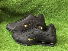 Nike Shox R4 GS  Sneaker Schuhe Black  [BQ4000 004] Gr. 36 - 40 NEU OVP