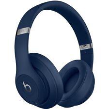 Beats by Dr. Dre Studio 3 Blue Wireless Over-Ear Headphone NEW