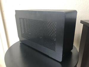Dan Case A4-SFX v4.1 Mini-ITX Black Aluminum Computer Case SFF 7.25L Compact PC